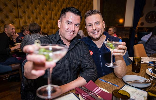 Dining Out for Life @ Bay Area Restaurants, Tue 23