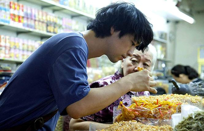 "akumi Saito as Masato in director Eric Khoo's ""Ramen Shop."" Photo: Strand Releasing"