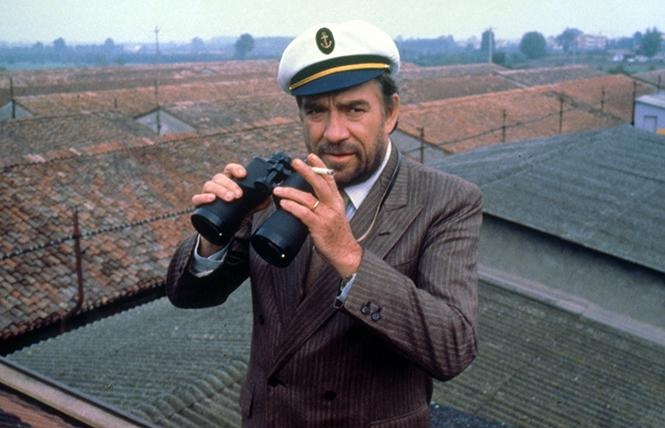 "Ugo Tognazzi in Bernardo Bertolucci's ""Tragedy of a Ridiculous Man."" Photo: Courtesy of Warner Bros."