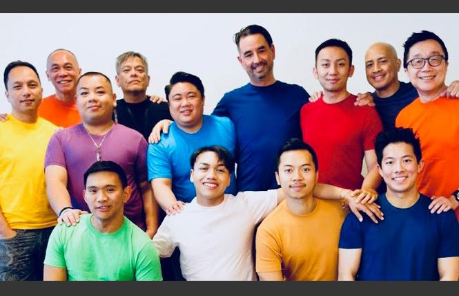 Members of the GAPA Theatre Group will perform as part of the Asian American Arts Festival. Photo: Courtesy GAPA Theatre Group