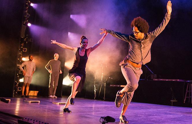 Dorrance Dance @ YBCA Thu 9