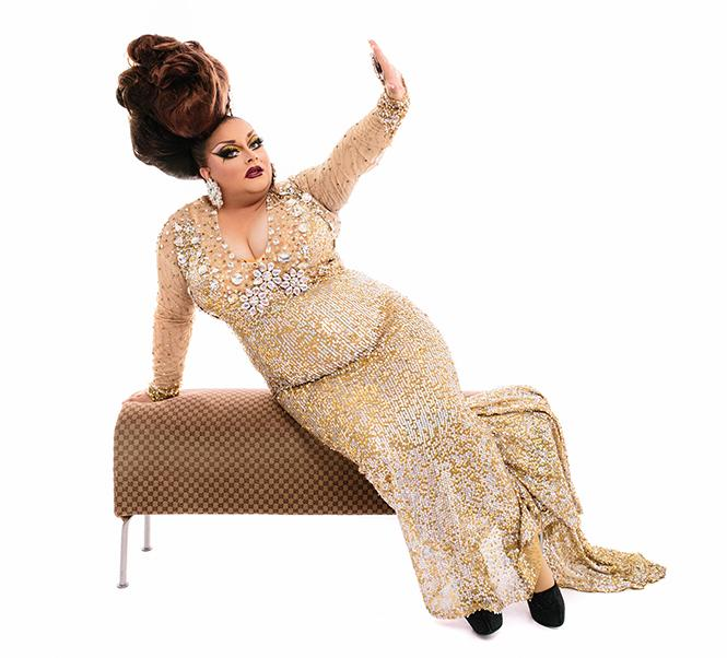 Ginger Minj, photo: Mike Windle