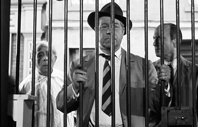 "Jean Gabin in ""Maigret Tend un Piege"" (""Maigret Sets a Trap"") (1958). Photo: Courtesy Roxie"