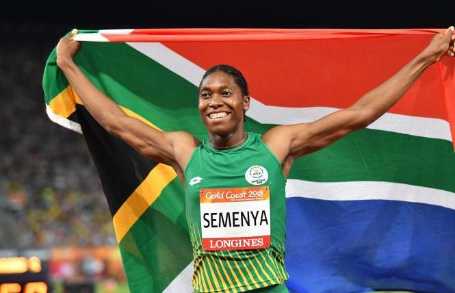 The track and field world is reeling from a sports court decision affecting runner Caster Semenya and a few other female athletes. Photo: Courtesy AAP