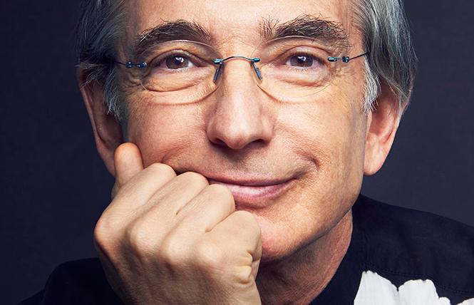 San Francisco Symphony music director Michael Tilson Thomas. Photo: Spencer Lowell