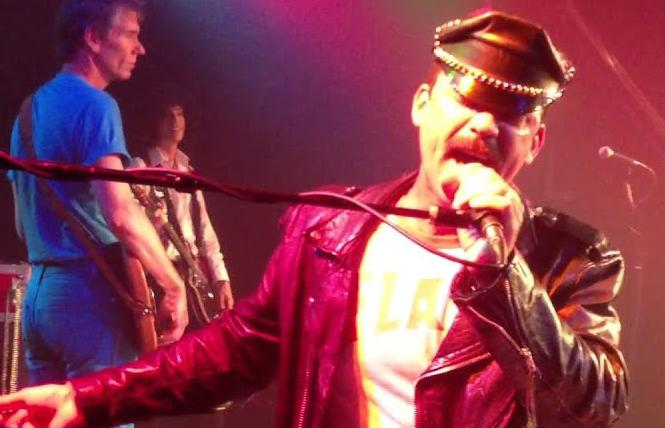 Queen Nation, a Queen tribute band, performed at the Roxy Theatre in West Hollywood. Photo: Courtesy YouTube