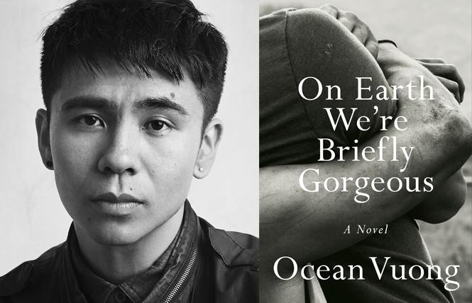 Author Ocean Vuong. Photo: Tom Hines