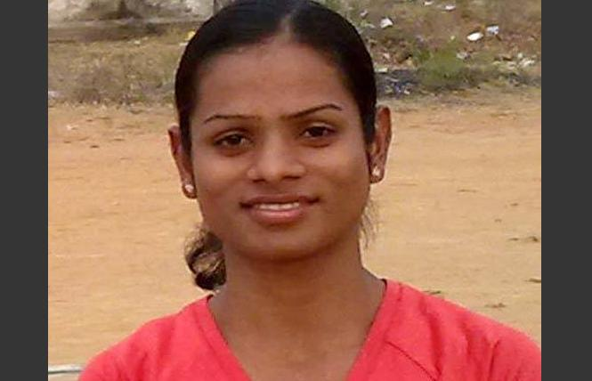Runner Dutee Chand has stood her ground after coming out as lesbian.
