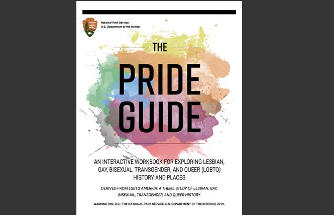 The National Park Service has issued a Pride Guide. Photo: Courtesy NPS