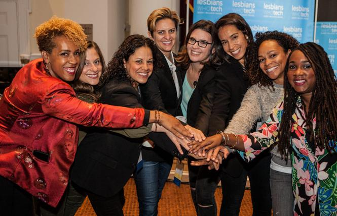 Lesbians Who Tech + Allies is retooling plans for its 2020 San Francisco conference. Photo: Courtesy Lesbians Who Tech