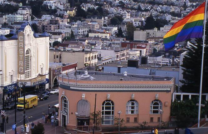 A Board of Supervisors panel Monday approved the formation of the Castro LGBTQ Cultural District. Photo: Rick Gerharter