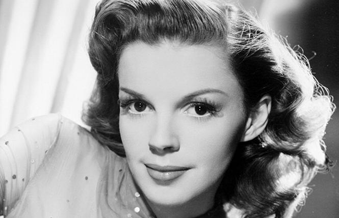 For Judy Garland, acting and singing became one. Photo: Judy Garland archives