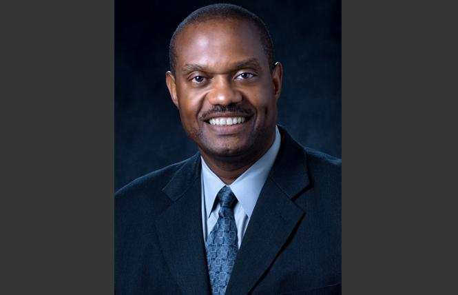 Dr. Eugene McCray is the director of the CDC's Division of HIV/AIDS Prevention. Photo: Courtesy CDC