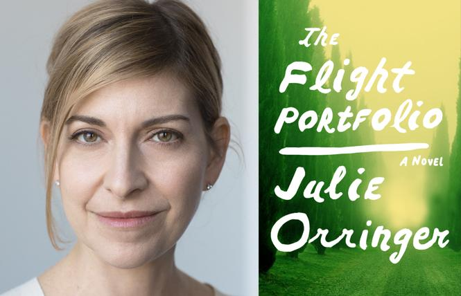 """The Flight Portfolio"" author Julie Orringer. Photo: Brigitte Lacombe"