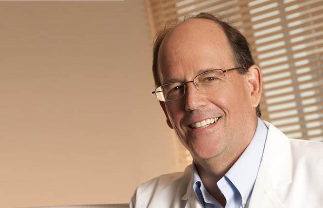 Researcher Dr. John Mellors. Photo: Courtesy University of Pittsburgh School of Medicine
