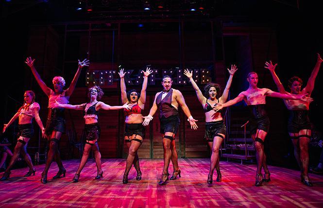 Cabaret @ SF Playhouse Fri 5 photo: Jessica Palopoli Fri 19