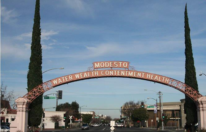 An anti-LGBT former U.S. Senate candidate has proposed a straight pride event in Modesto in August. Photo: Courtesy Wikipedia