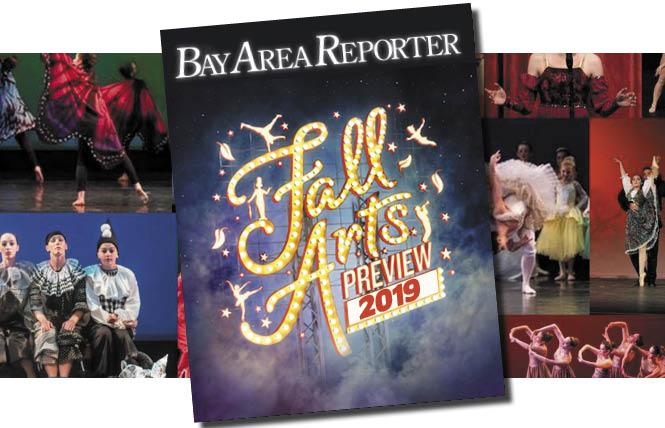 Fall Arts Preview editions publishing August 29 and September 6