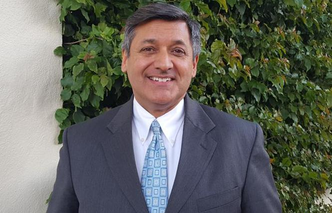 City Treasurer José Cisneros is unopposed for a fourth term. Photo: Cynthia Laird