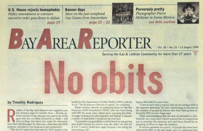 No Obits