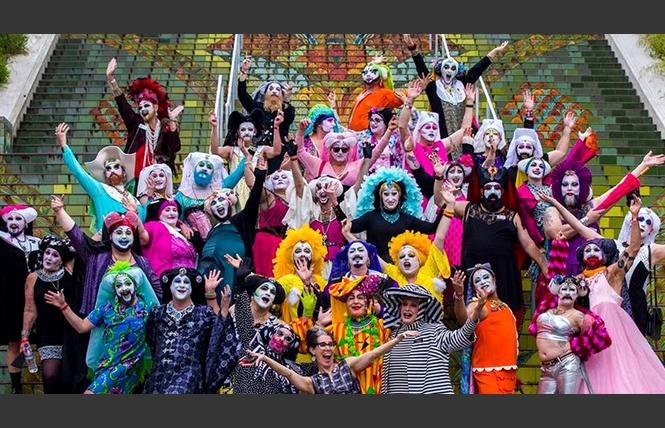 The Sisters of Perpetual Indulgence will be recognized by Glide with a Legacy Award. Photo: Courtesy SF Station