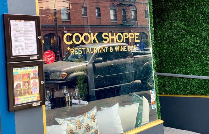 Cook Shoppe has been ordered to stop selling beer and wine. Photo: Sari Staver