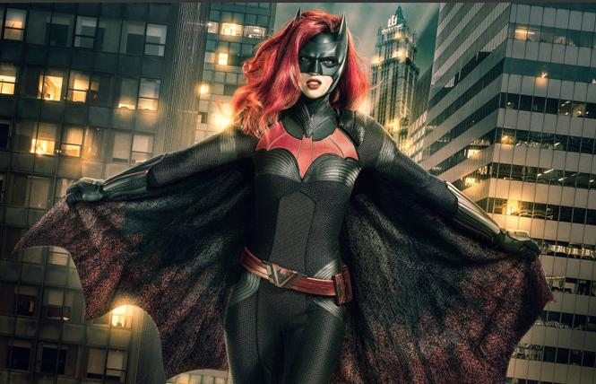 "In the latest Greg Berlanti creation, Ruby Rose stars as an out lesbian ""Batwoman."" Photo: CW"