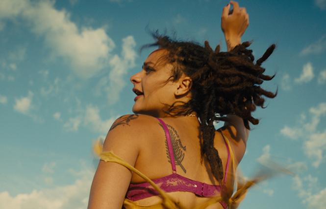 "Scene from English filmmaker Andrea Arnold's ""American Honey"" (2016). Photo: Courtesy A24 Films"
