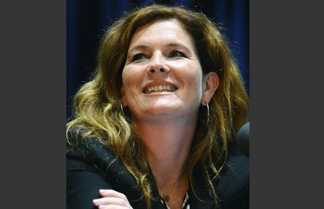 San Francisco district attorney candidate Suzy Loftus. Photo: Rick Gerharter