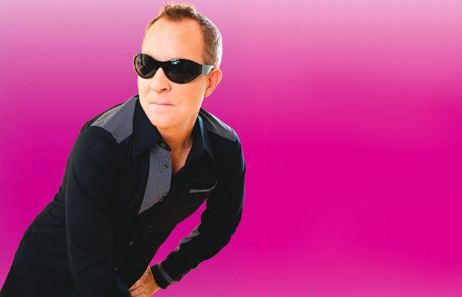 "B-52s lead male vocalist Fred Schneider says he has ""a voice that's too weird for radio."" Photo: Courtesy the subject"