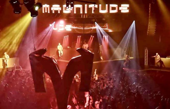 Magnitude, the former opening dance party of the Folsom Street Fair, is being replaced with the smaller Full Fetish event this year. Photo: Courtesy FSE