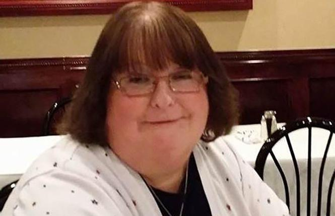 Aimee Stephens was fired from a Michigan funeral home after she transitioned. Photo: Courtesy Aimee Stephens