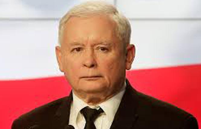 Jaroslaw Kaczynski is the leader of Poland's ruling party. Photo: wyborcza.pl