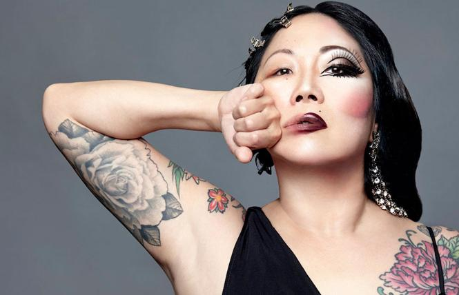 Margaret Cho. photo: Albert Sanchez