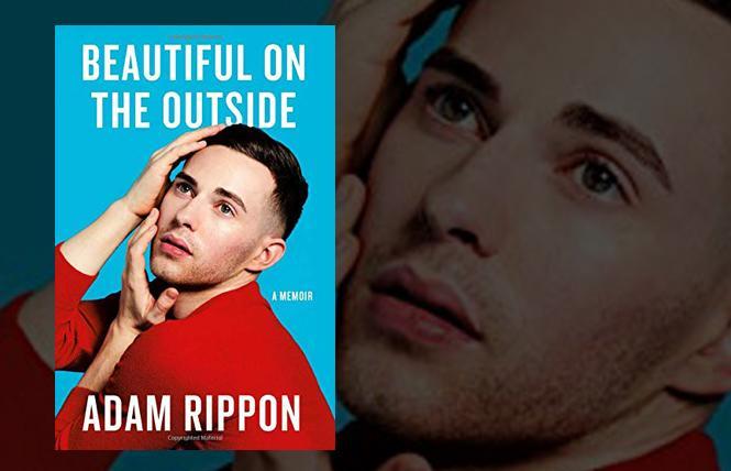 Ice queen Adam Rippon pens memoir