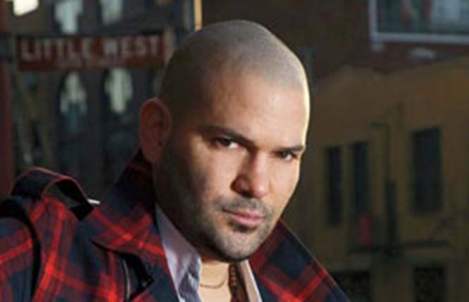 "Guillermo Diaz plays a closeted gay Latin man who is wrongfully convicted on ""Law & Order: Special Victims Unit."" Photo: NBC-TV"