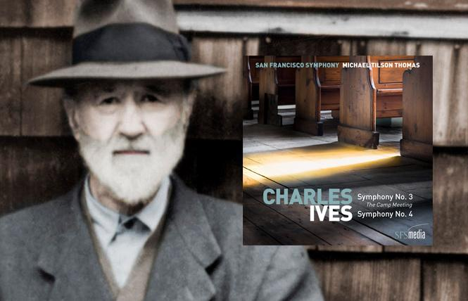 Composer Charles Ives. Photo: Bridgeman Images