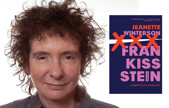 """Frankissstein: A Love Story"" author Jeanette Winterson. Photo: Lily Richards, courtesy Grove Press"
