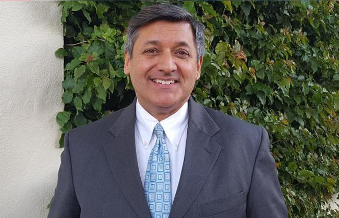 Treasurer-Tax Collector José Cisneros easily won re-election. Photo: Cynthia Laird
