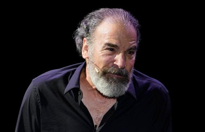"Mandy Patinkin: ""If I could only do one kind of performance, it would be doing concerts."" Photo: Joan Marcus"