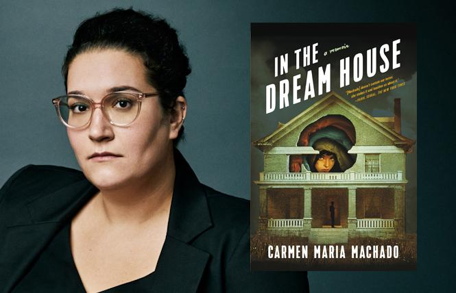 """In the Dream House"" author Carmen Maria Machado. Photo: Art Streiber"
