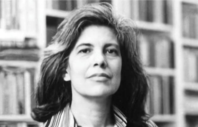 Susan Sontag in 1979. Photo: Lynn Gilbert via Wikipedia