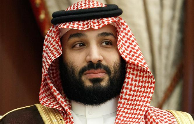 Saudi Arabian Prince Mohammed bin Salman. Photo: Courtesy Associated Press