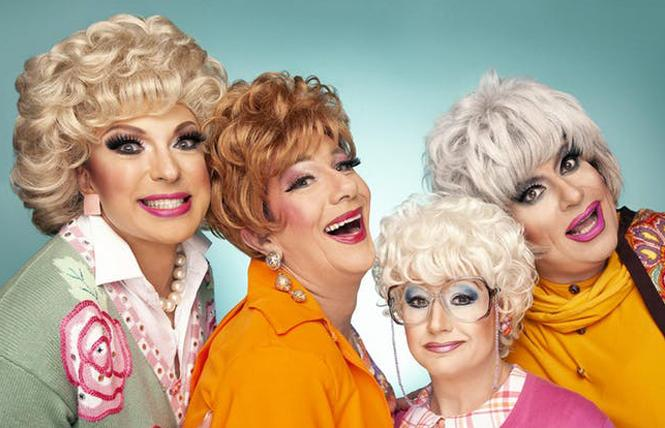 The Golden Girls Live @ The Victoria Theatre Thu 5