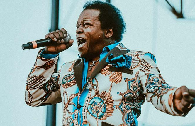 Lee Fields and The Expressions @ Slim's Sat 7