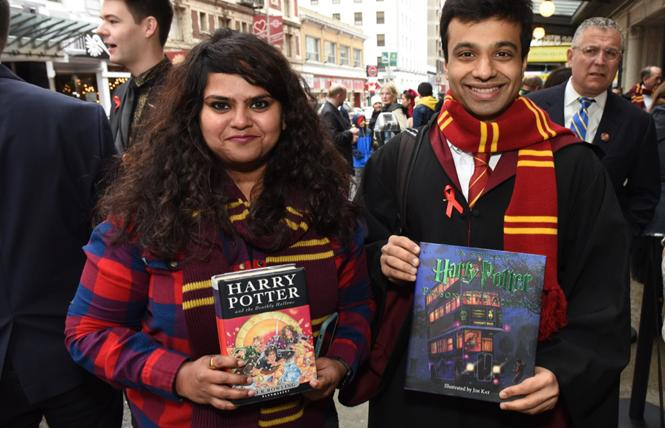 Harry Potter and the Cursed Child @ Curran Theater