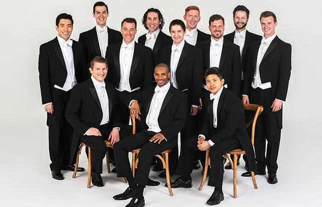 The men of Chanticleer. Photo: Courtesy the subjects