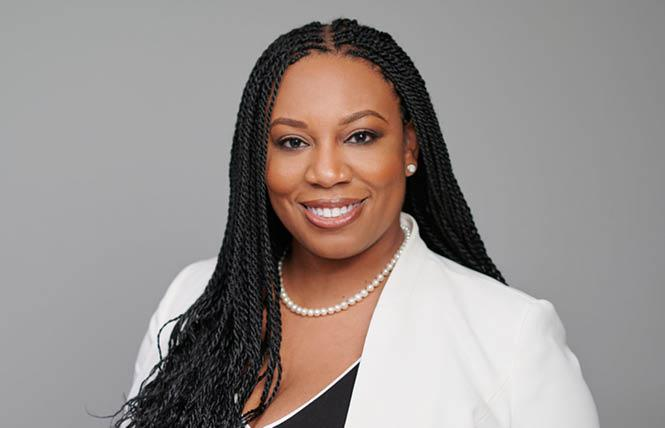 Incoming NCLR Executive Director Imani Rupert-Gordon. Photo: Courtesy NCLR