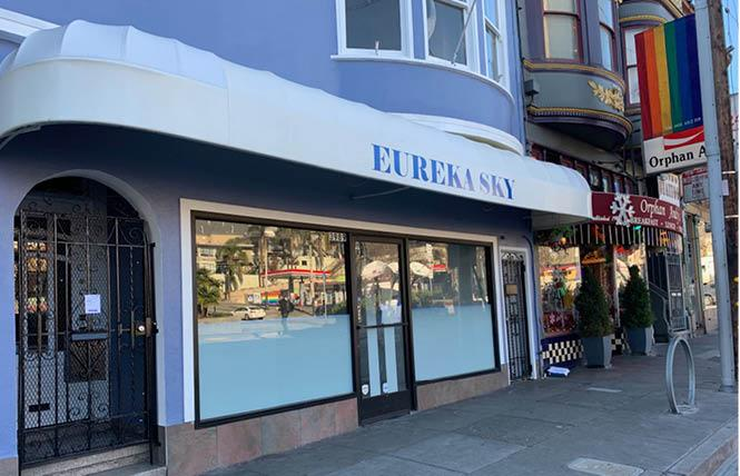 Eureka Sky, San Francisco's first equity applicant, is expected to open in the Castro later this month. Photo: Sari Staver