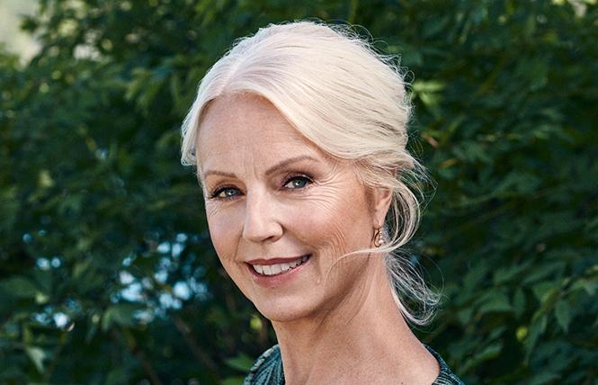 Swedish mezzo-soprano Anne Sofie von Otter. Photo: Courtesy the artist